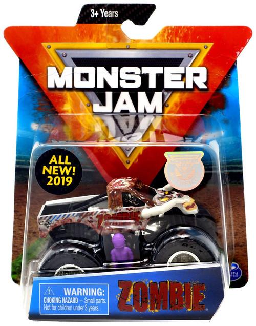 Monster Jam Zombie Diecast Car