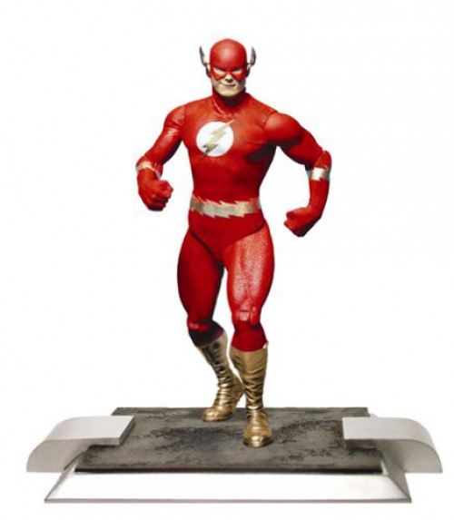 Justice League Alex Ross Series 1 The Flash Action Figure