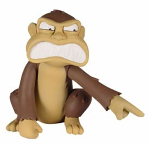 Family Guy Evil Monkey Deluxe Action Figure [Damaged Package]