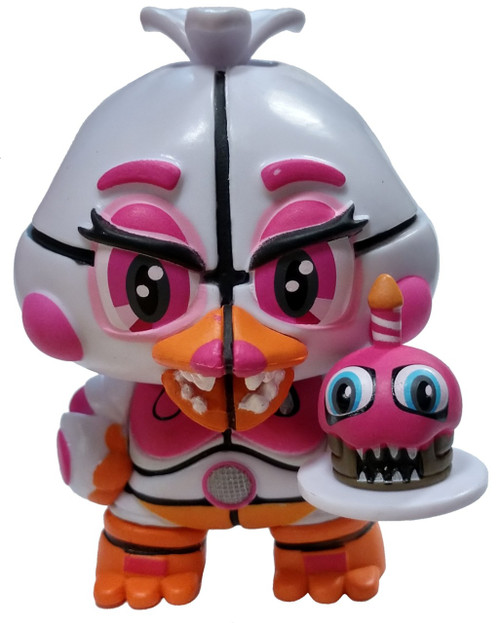 Funko Five Nights at Freddy's Pizzeria Simulator Funtime Chica 1/12 Mystery Minifigure [Loose]