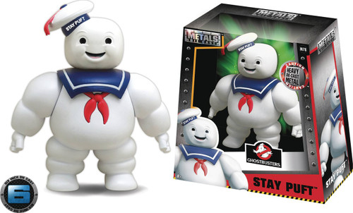 Ghostbusters Metals Stay Puft Action Figure