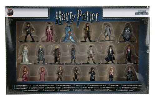 Nano Metalfigs Harry Potter 1.5-Inch Diecast Figure 20-Pack [Version 2]