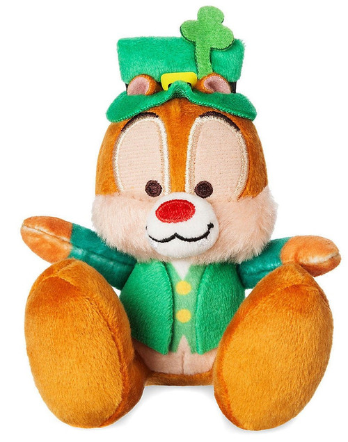 Disney Chip 'n Dale Tiny Big Feet Dale Exclusive 3.75-Inch Micro Plush [St. Patricks Day]