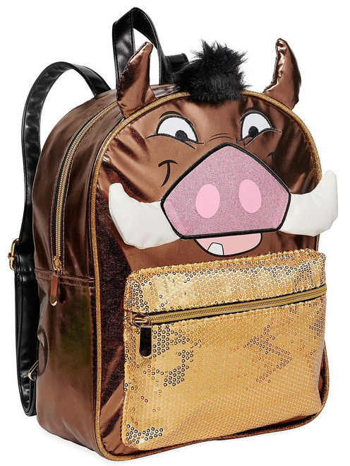 Disney The Lion King Pumbaa Exclusive Backpack