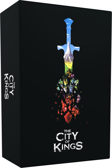 The City of Kings Board Game