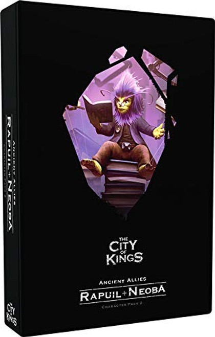 The City of Kings Ancient Allies Rapuil & Neoba Character Pack 2