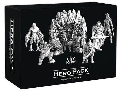 The City of Kings Hero Pack