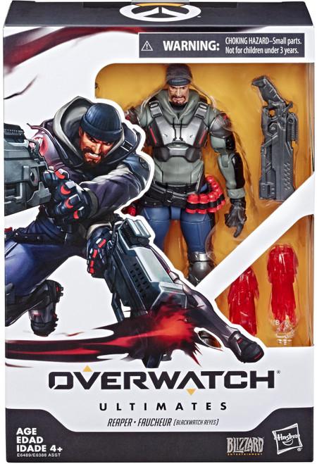Overwatch Ultimates Blackwatch Reyes (Reaper) Action Figure