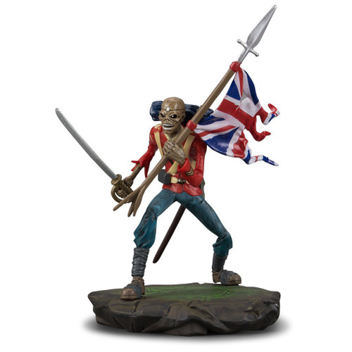Iron Maiden: Legacy of the Beast Trooper Eddie 4-Inch Collectible PVC Figure