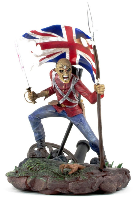 Iron Maiden: Legacy of the Beast Trooper Eddie 11-Inch Statue (Pre-Order ships December)
