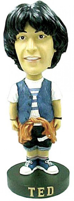 NECA Bill & Ted's Excellent Adventure Head Knockers Ted Bobble Head