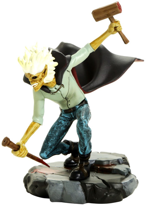Iron Maiden: Legacy of the Beast Vampire Hunter Eddie 4-Inch Collectible PVC Figure
