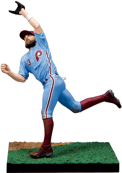 McFarlane Toys MLB Philadelphia Phillies The Show 19 Bryce Harper Action Figure