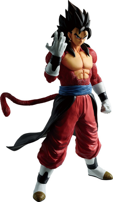 Dragon Ball Heroes Ichiban Super Saiyan 4 Vegito 9.8-Inch Collectible PVC Figure [Xenoverse]
