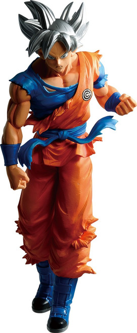 Dragon Ball Heroes Ichiban Ultra Instinct Son Goku 9.8-Inch Collectible PVC Figure