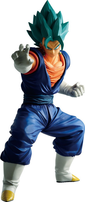 Dragon Ball Heroes Ichiban Super Saiyan Blue Vegito 7.8-Inch Collectible PVC Figure