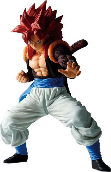 Dragon Ball Heroes Ichiban Super Saiyan 4 Gogeta 8.6-Inch Collectible PVC Figure [Dragon Ball GT]