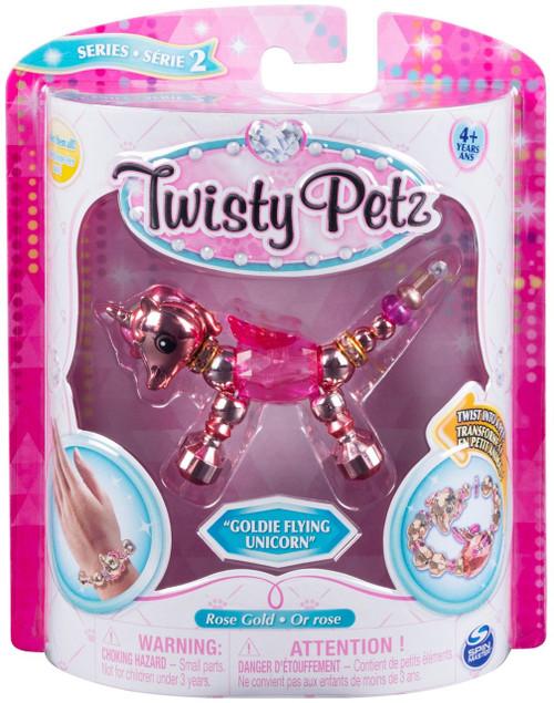Twisty Petz Series 2 Goldie Flying Unicorn Bracelet