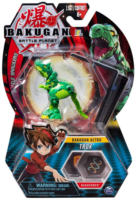 Bakugan Battle Planet Battle Brawlers Ultra Trox