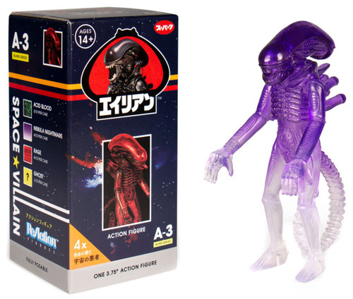 ReAction Alien Series 3 Xenomorph 3.75-Inch Mystery Pack