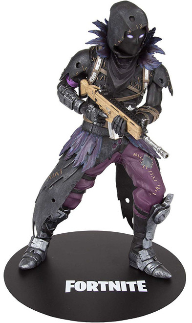 McFarlane Toys Fortnite Premium Raven Deluxe Action Figure