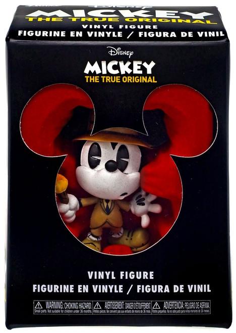Funko Disney Mickey Mouse 90th Anniversary Mystery Minis Explorer Mickey Vinyl Figure