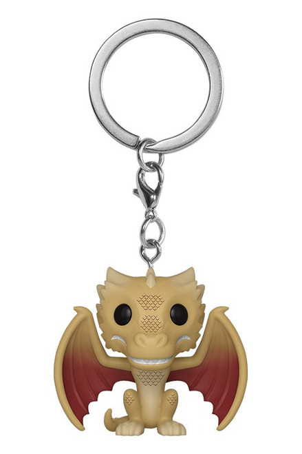 Funko Game of Thrones POP! TV Viserion Keychain