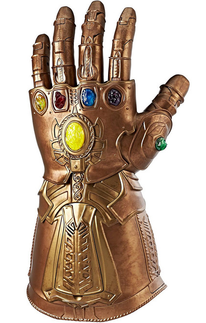 Avengers Infinity War Legends Gear Infinity Gauntlet Prop Replica [Articulated Electronic Fist!, Damaged Package]