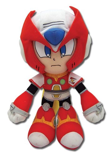 Mega Man X4 Zero 9-Inch Plush