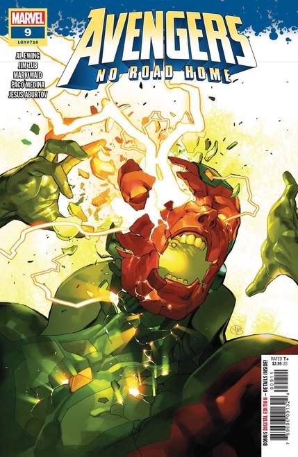 Marvel Comics Avengers: No Road Home #9 of 10 Comic Book