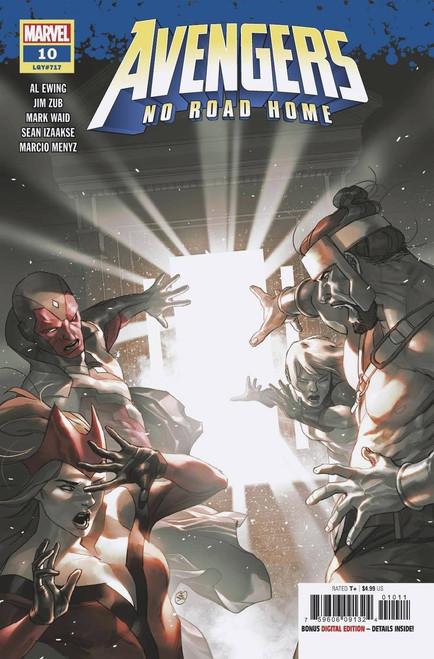 Marvel Comics Avengers: No Road Home #10 of 10 Comic Book