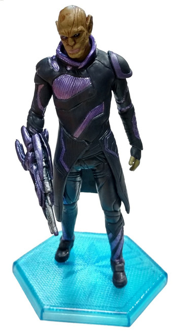 Disney Captain Marvel Talos PVC Figure [Loose]
