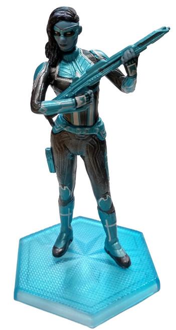 Disney Captain Marvel Minn-Erva PVC Figure [Loose]