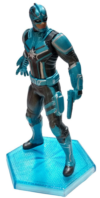 Disney Captain Marvel Starforce Commander PVC Figure [Loose]