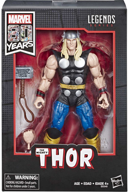 Marvel Legends 80th Anniversary Thor Action Figure [Comic]