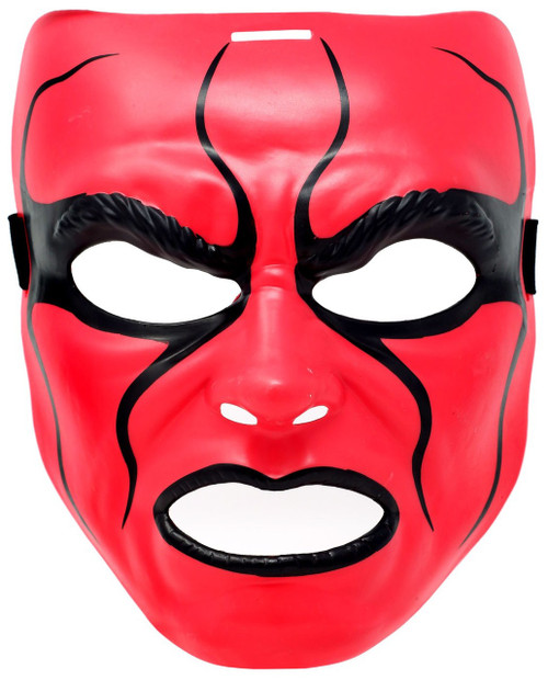 WWE Wrestling Sting Replica Mask [Red]
