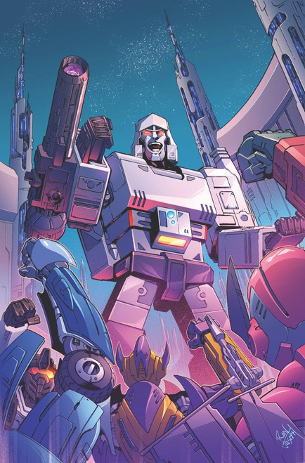 IDW Transformers #2 Comic Book [Ron Joseph Variant Cover]