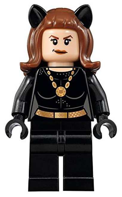 LEGO DC Universe Super Heroes Catwoman Minifigure [Classic TV Series Loose]