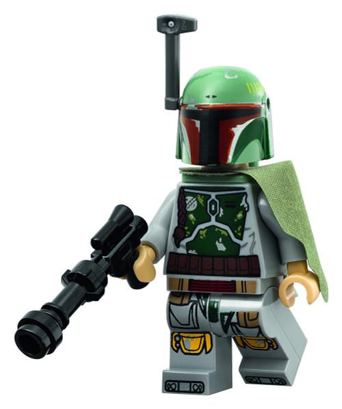 LEGO Star Wars Boba Fett Minifigure [Episode 4/5/6 Loose]