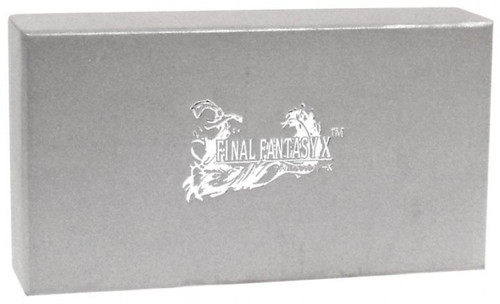 Final Fantasy X Necklace, Ring, Sword Charm Accessory Set