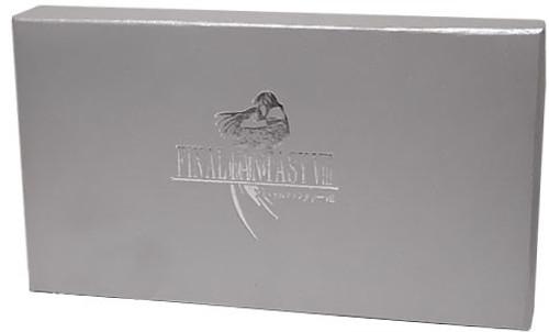 Final Fantasy VIII Metal Necklace, Ring & Sword Accessory Set