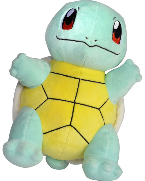 "Pokemon Squirtle 8-Inch Plush [8""]"
