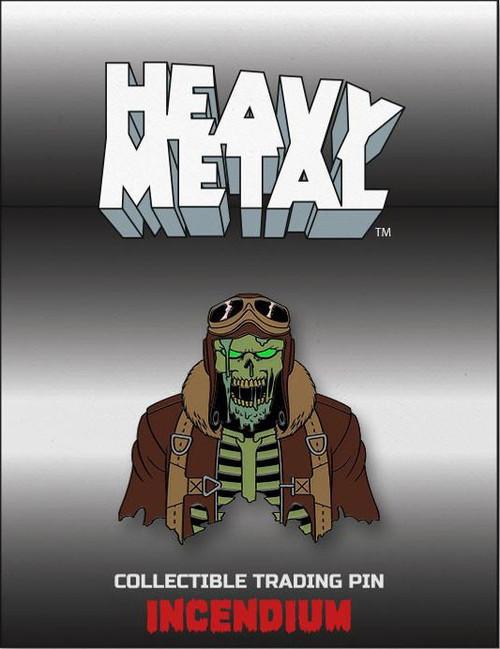 Heavy Metal Nelson 2-Inch Lapel Pin Set