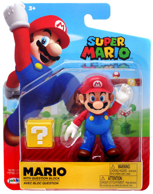 World of Nintendo Wave 16 Super Mario Action Figure [Question Block]