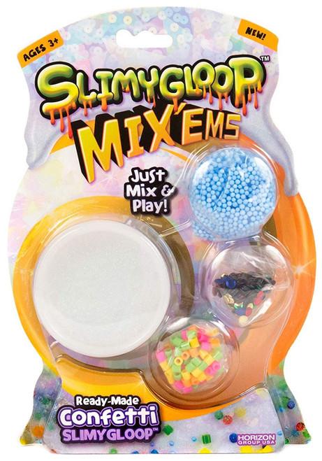 Slimygloop Mix'Ems Confetti Kit