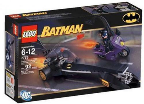 LEGO Batman The Dragster: Catwoman Pursuit Set #7779