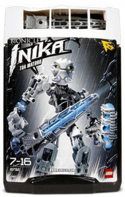 LEGO Bionicle Toa Inika Toa Matoro Set #8732