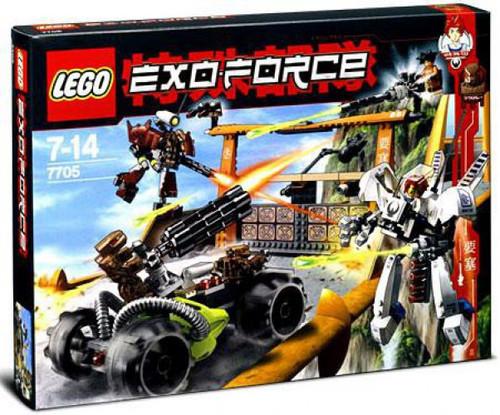 LEGO Exo Force Gate Assault Set #7705