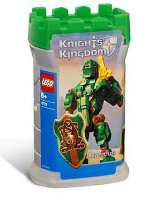 LEGO Knights Kingdom Series 1 Rascus Set #8784