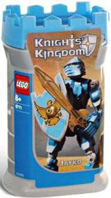 LEGO Knights Kingdom Series 1 Jayko [Blue] Set #8783